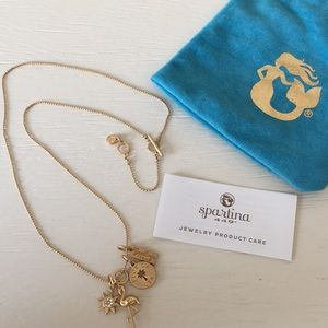 Spartina 449 Greetings From Florida Necklace